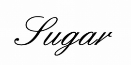 Sugar Sticker