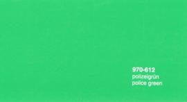 Oracal 970RA 612  Wrap Folie  Glans Politie Groen