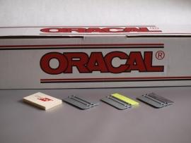 Oracal / Orafol Montagerakel met vilt