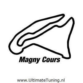 Magny Cours sticker