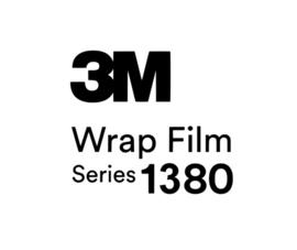 3M™ Wrap Folie 1380 Serie