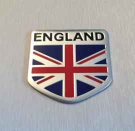 Engeland  Embleem Metaal ( Schild )
