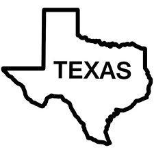 Texas State Motief 2 sticker