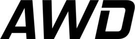 AWD Motief 3 Sticker