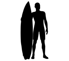 Surfen Sticker Motief 2