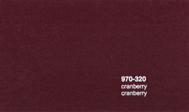 Oracal 970RA 320 Cranberry Wrap Folie