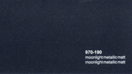 Oracal 970RA  190  Wrap Folie  Mat Moonlight Metallic