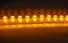 24 LED Stip Oranje