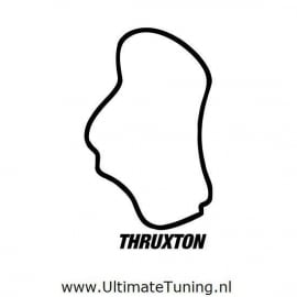 Truxton Circuit sticker