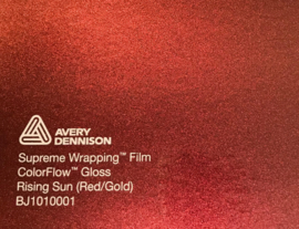 Avery SWF Wrap ColorFlow Glans Rising Sun ( Red/Gold)