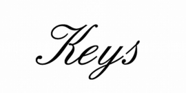 Keys Sticker
