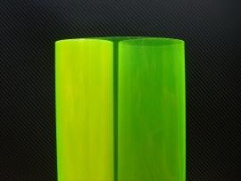 Sample Fluorescerend Gele Tint folie