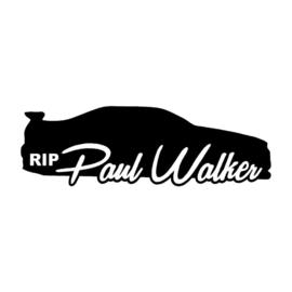 RIP Paul Walker Nissan Skyline Sticker