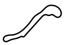 Salzburgring Circuit Sticker