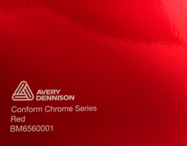 Avery SWF Conform Chrome Rood