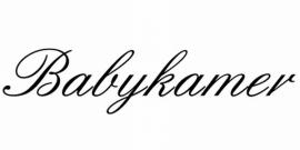 Babykamer Motief 1 Sticker