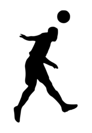 Voetbal Sticker Motief 4