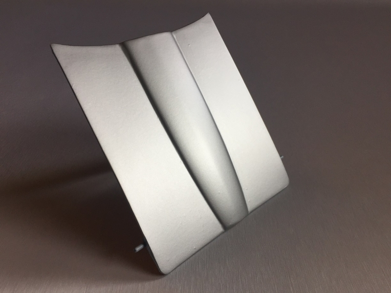 150 x 152 cm Mat Zilver Wrap Folie