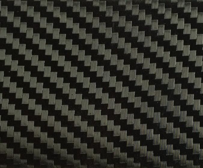 3M™ 2080 CF12 Carbon Wrap Folie Zwart