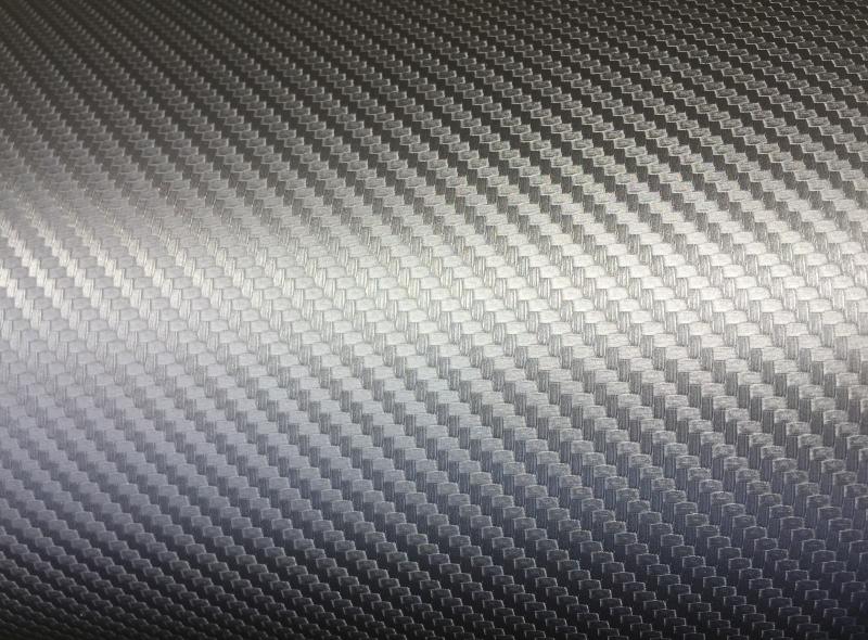 3D Carbon Folie Coal Antraciet, 800cm x 152cm