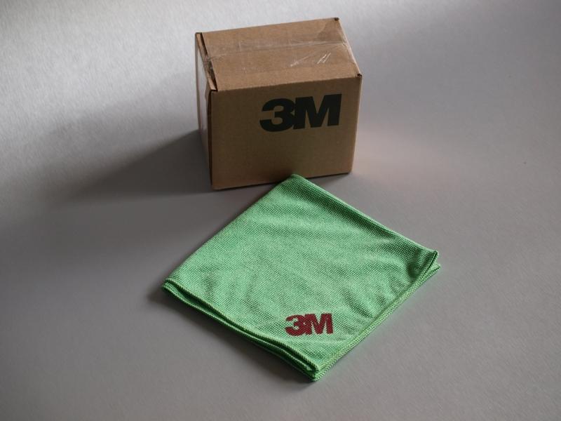 3M Microvezel doek  Groen