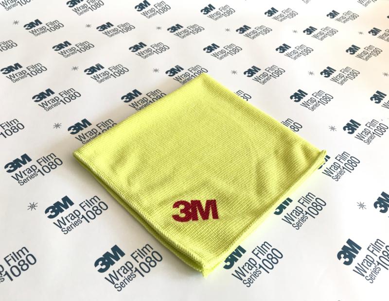3M Microvezel doek Geel