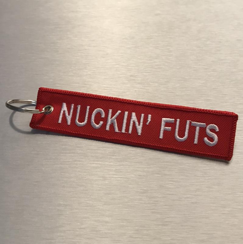 Nuckin' Futs Sleutelhanger