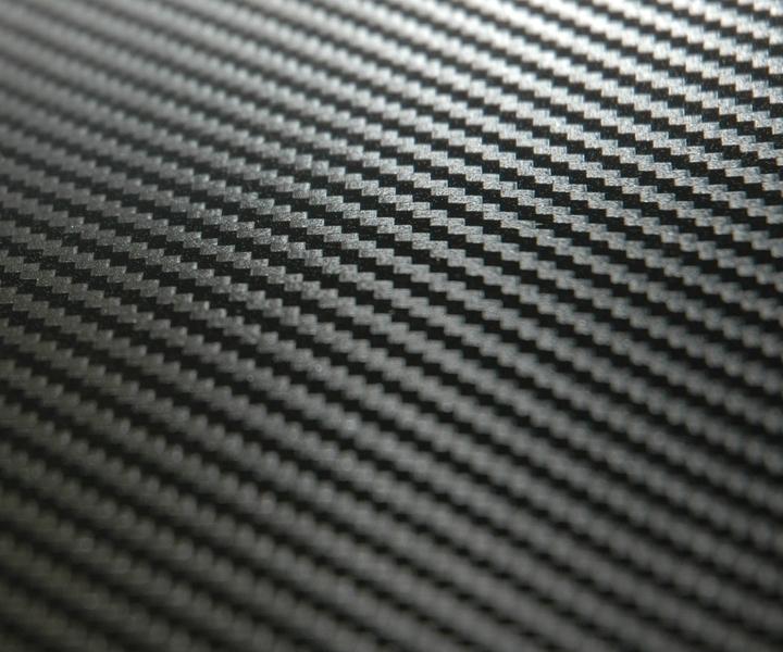 3D Carbon Folie Zwart Fine , 400cm x 152cm