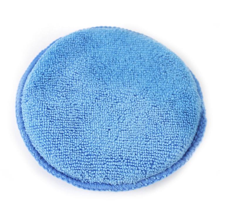 Microvezel schuim Poets Wax Pad  12 cm Set 2.st