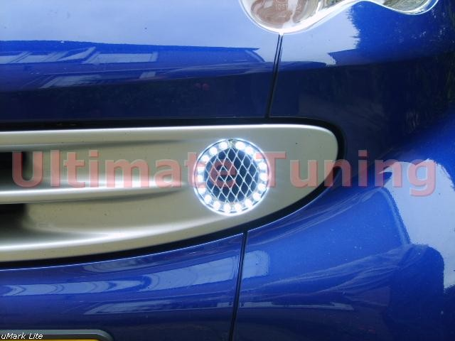 Smart Fortwo DRL 24 Led Strips