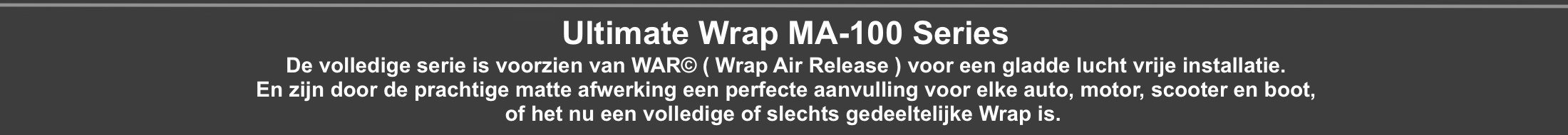 Ultimate Wrap Mat