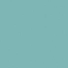 blauw uni behang  515671