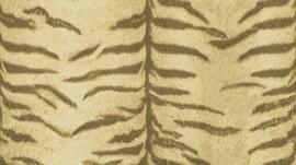tijger tijgerprint vlies behang 5900-11