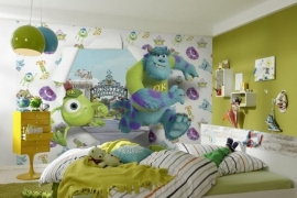 Monster University 8-471 monster foto behang