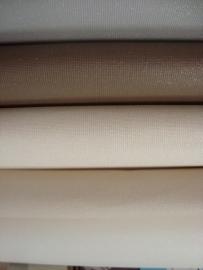 vlies behang met glitters bruin crème beige wit