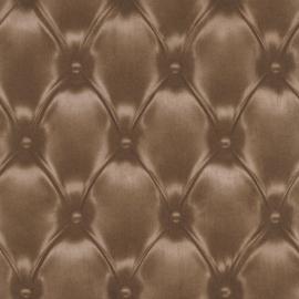 chesterfield gekapitonneerd vlies 3d behang 479508