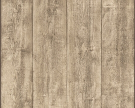 AS Creation Murano 7088-16 Wood beige bruin behang