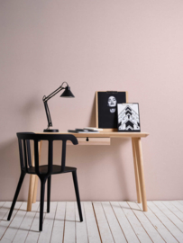 Roze linnenprint behang 36634-4