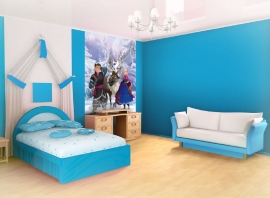 Behang. 839 /p4 Frozen-Mural for Kids