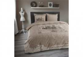 Dreamhouse Bedding DBO Chateau - Taupe