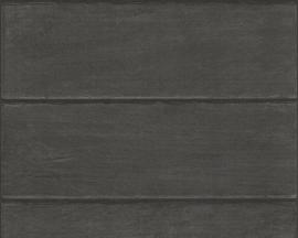 AS Creation Murano 7098-20 Stone zwart behang