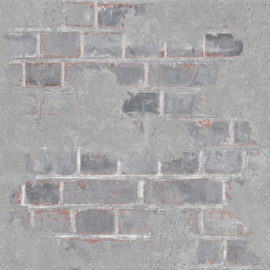 Dutch Reflets behang Baksteen L77619