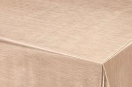 satijn glim tafelzeil tafelkleed bronz  ptx11