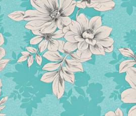 bloemen behang 209532