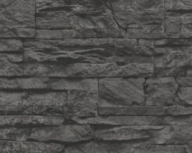 AS Creation Wood´n Stone 7071-23 Steenstructuur behang
