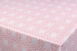 roze kant tafelzeil 150-146