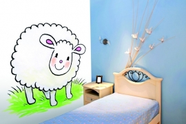 Sweet Collection by Monica Maas - Jolly Sheep art. 5040