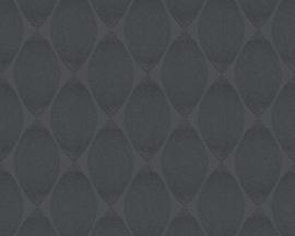 retro behang glitter 35714-4
