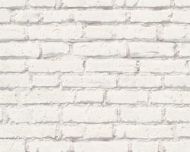 steen behang wit 31943-1