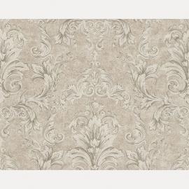 Versace 2 behang 9621-53  962153 klassiek barok beige grijs